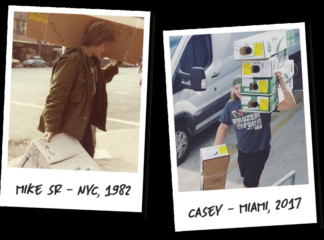 Mike Sr 1986 Casey 2017